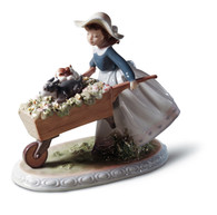 LLADRO A BARROW OF FUN (01005460 / 5460)