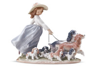 LLADRO PUPPY PARADE (01006784 / 6784)