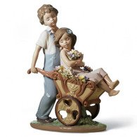 LLADRO THE PRETTIEST OF ALL (01006850 / 6850)