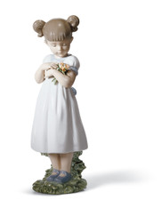LLADRO FLOWERS FOR MOMMY (01008021 / 8021)