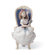 LLADRO AWAITING MY SWEETHEART (01008384 / 8384)