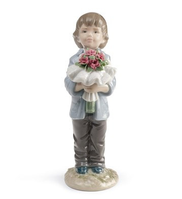 LLADRO YOU DESERVE THE BEST (BOY) (01008504 / 8504)