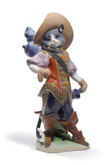 LLADRO PUSS IN BOOTS (01008599 / 8599)