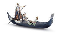 LLADRO IN THE GONDOLA (01001350 / 1350)