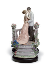 LLADRO MOONLIGHT LOVE (01007695 / 7695)