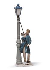 LLADRO LAMPLIGHTER (01005205 / 5205)