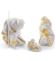 LLADRO SILENT NIGHT GIFT BOX (RE-DECO)