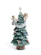 LLADRO EVERGREEN OF PEACE  01008403