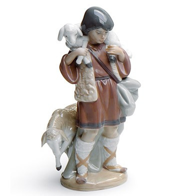 LLADRO SHEPHERD BOY (01005485 / 5485)