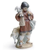 LLADRO SHEPHERD BOY (01005485 / 5485)