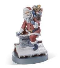 LLADRO DOWN THE CHIMNEY (1931 / 01001931)