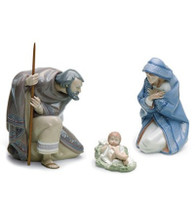 LLADRO SILENT NIGHT GIFT BOX (PORCELAIN) (01007804 / 7804)