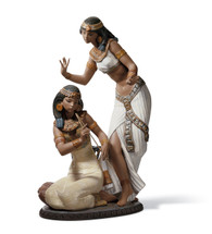 LLADRO DANCERS FROM THE NILE (01012457 / 12457)