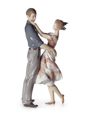 LLADRO HAPPY ENCOUNTER (8330 / 01008330)