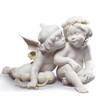 LLADRO EROS AND PSYCHE (01009128 / 9128)