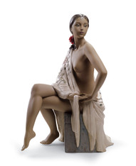 LLADRO NUDE WITH SHAWL (01012536 / 12536)