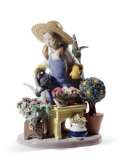 LLADRO IN MY GARDEN (01008663 / 8663)