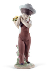 LLADRO GATHERING FLOWERS (60TH ANNIVERSARY (01008675 / 8675)