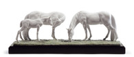 LLADRO HORSES IN THE MEADOW (01008699 / 8699)