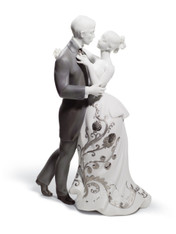 LLADRO LOVERS' WALTZ (RE-DECO) (01007193 / 7193)