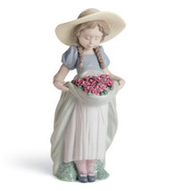 LLADRO BOUNTIFUL BLOSSOMS (CARNATIONS) (01007229 / 7229)