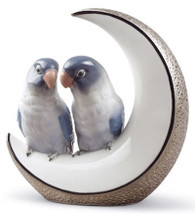 LLADRO FLY ME TO THE MOON (SILVER ANNIVERSARY) (01008789 / 8789)