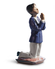 LLADRO COMMUNION PRAYER (BOY) (01006088 / 6088)