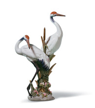 LLADRO COURTING CRANES (01001611 / 1611)