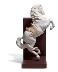 LLADRO HORSE ON COURBETTE (01018254 /18254)