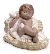LLADRO BABY JESUS GRES (01012277 / 12277)