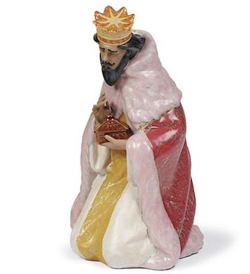 LLADRO KING GASPAR GRES (01012279 / 12279)