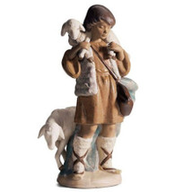 LLADRO SHEPHERD BOY GRES (01012284 / 12284)