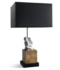 LLADRO SCIENTIA - LAMP (UE-US-UK-JAPAN) (01023056 / 23056 / 23057 / 23058 / 23059)