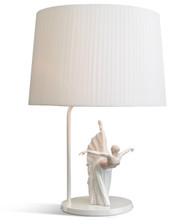 LLADRO GISELLE ARABESQUE -LAMP (UE-US-UK-JAPAN) (01023040 / 23040 / 23041 / 23042 / 23043)
