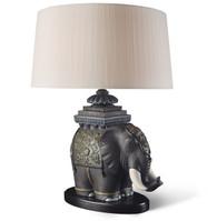 LLADRO SIAMESE ELEPHANT - LAMP (UE-US-UK-JAPAN) (01023088 / 23088 / 23089 / 23090 / 23091)