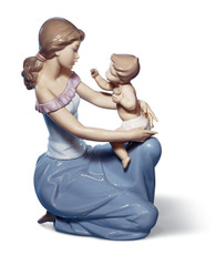 LLADRO ONE FOR YOU, ONE FOR ME (01006705 / 6705)