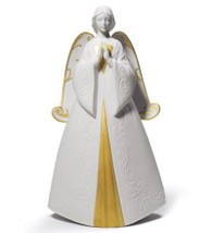 LLADRO PRAYING - CANTATA (TREE TOPPER)(RE-DECO) (01007729 / 7729)