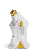 LLADRO KING MELCHIOR (RE-DECO) (01007143 / 7143)