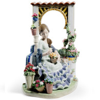 LLADRO ANDALUSIAN SPRING (01001964 / 1964)