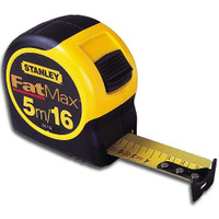 Stanley 33-719 FatMax Blade Armor Measuring Tape (SY033719)