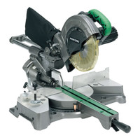 HiKoki C8FSE Slide Compound Mitre Saw with 2 Blades (C8FSE)
