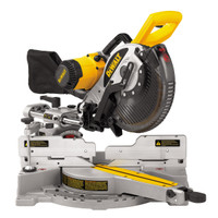 Dewalt DW717XPS Heavy-Duty 10inch (254mm) Sliding Compound Mitre Saw With Free DE7023 Stand