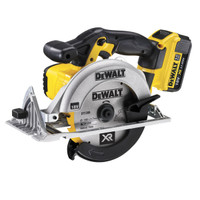 Dewalt DCS391M2 18V XR Li-ion 165mm Circular Saw (2 x 4AH Batteries)