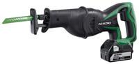 Hitachi CR18DSL/JJ 18V Reciprocating Saw 2 x 5Ah