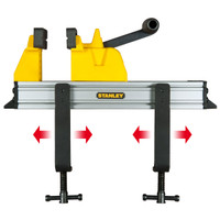 Stanley 0-83-179  110mm Quick Close Vice