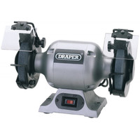 Draper 29620 150mm Heavy Duty Bench Grinder 230V