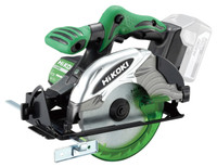 HiKoki C18DSL 18V Cordless Circular Saw (Body Only) (C18DSL/W4Z)