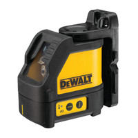 DeWalt DW088K 2 Way Self-Levelling Cross Line Laser