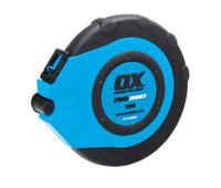 OX Pro Closed Reel Tape Measure - (30M/100FT)