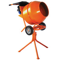ProPlus Petrol Cement Mixer 2.4HP Engine